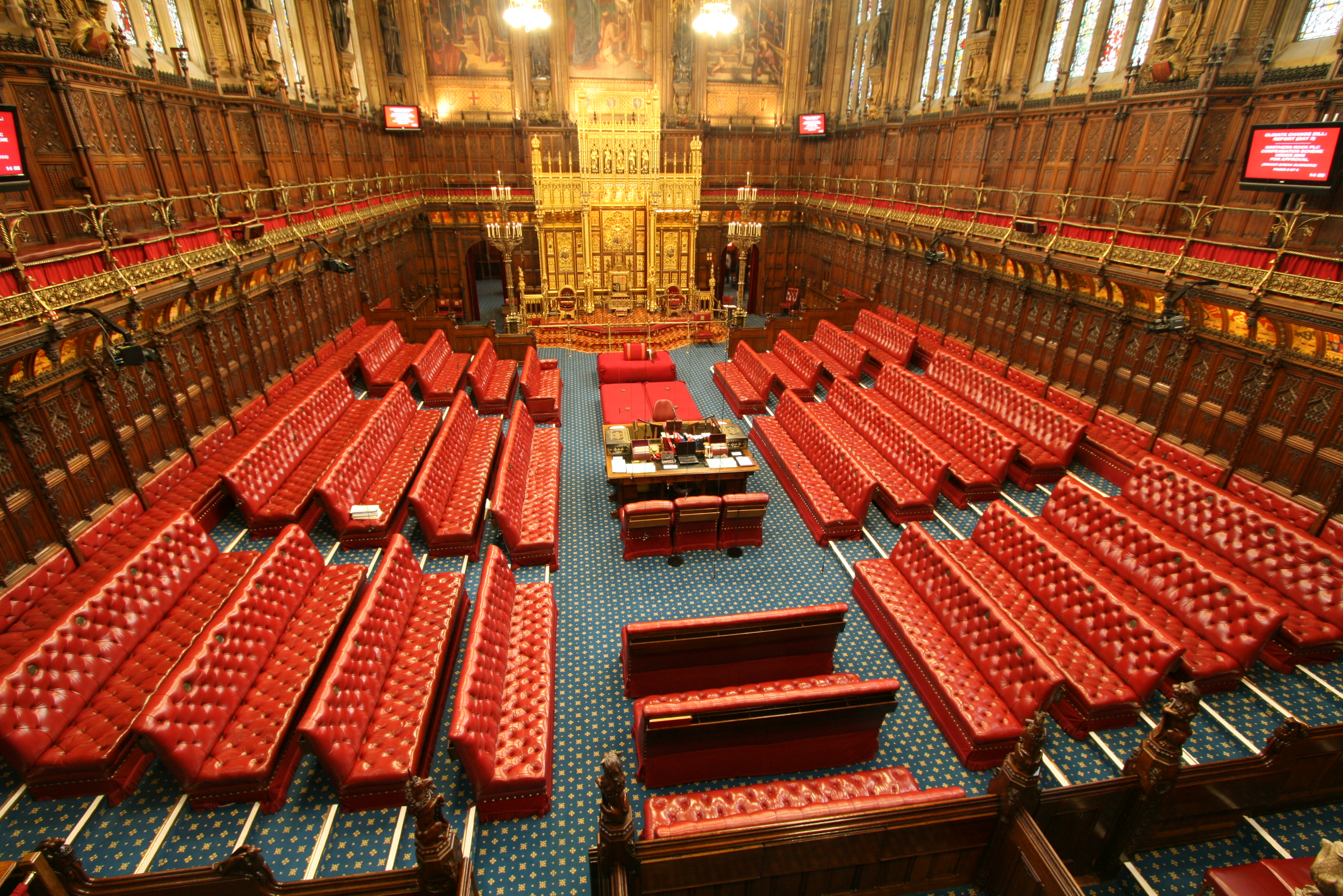 The House of Lords of Great Britain