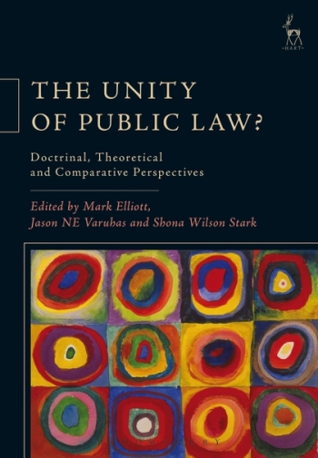 The Unity of Public Law? – Public Law for Everyone